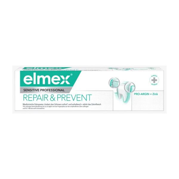Zahnpasta sensitive professional repair & prevent, 75 m