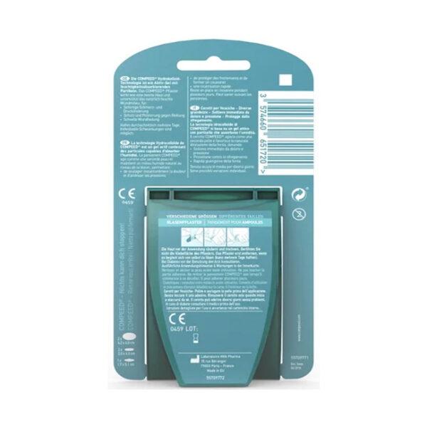 Blasenpflaster Mixpack