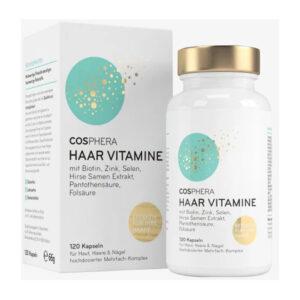Haar Vitamine 120 St., 66 g