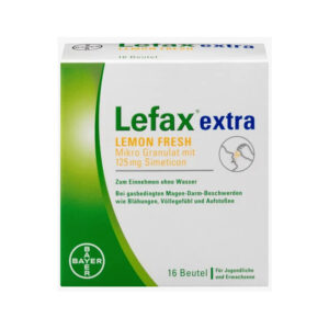 Extra Lemon Fresh Granulat, 16 St