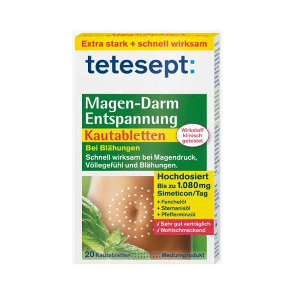 Magen - Darm Entspannung Kautabletten, 20 St