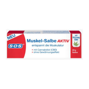 Muskel-Salbe Aktiv, 20 g