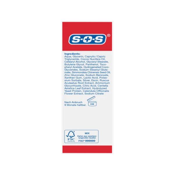 Tagescreme Anti-Rötungen MicroSilber, 50 ml