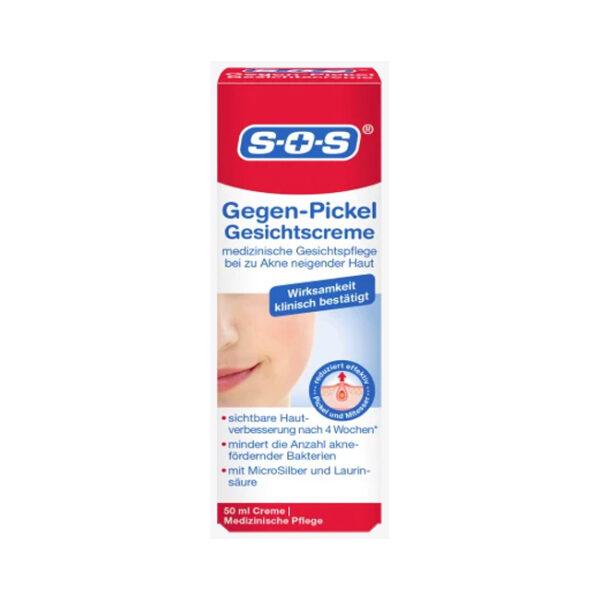 Tagescreme Gegen-Pickel, 50 ml