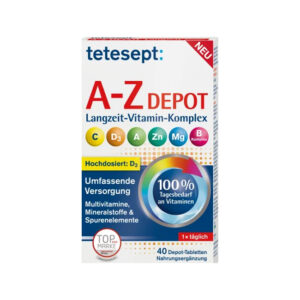 A-Z Tabletten, 48 g