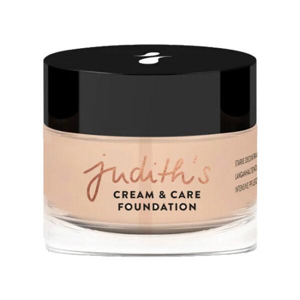 Foundation Cream & Care, 18 ml