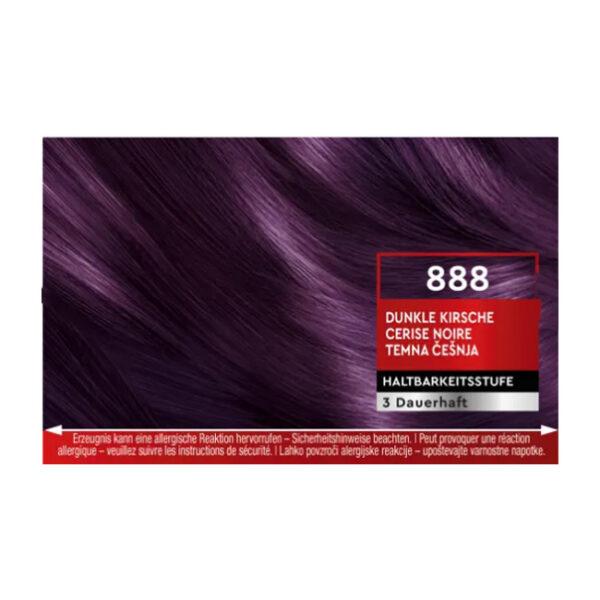 Haarfarbe Dunkle Kirsche 888