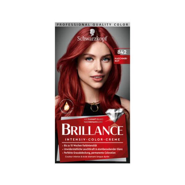 Haarfarbe Kaschmirrot 842, 1 St