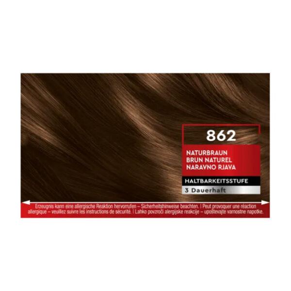Haarfarbe Naturbraun 862, 1 St