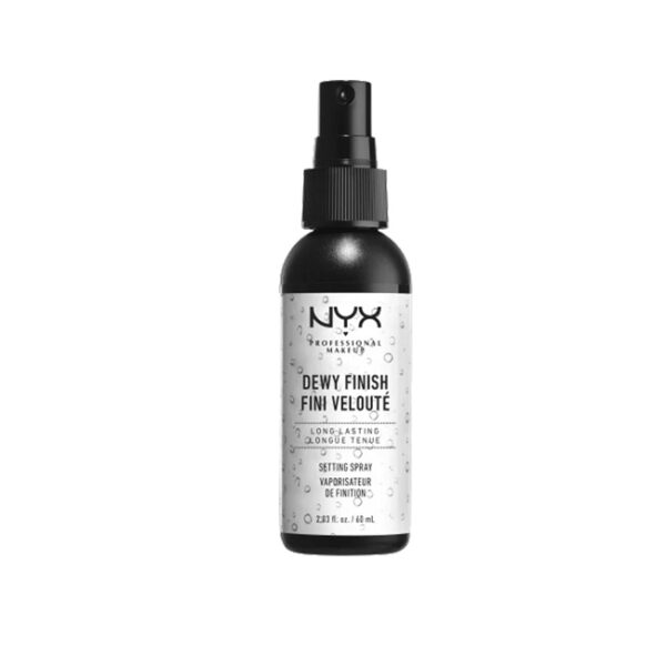 Fixierspray Make Up Setting Spray Dewy Finish/Long Lasting 02, 60 ml