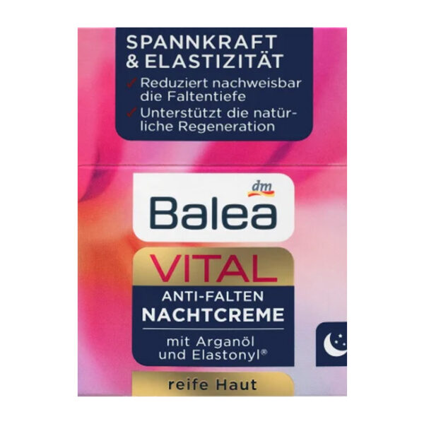 Nachtcreme VITAL Anti-Falten, 50 ml