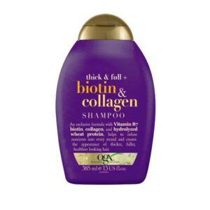 Shampoo Thick&Full Biotin & Collagen, 385 ml