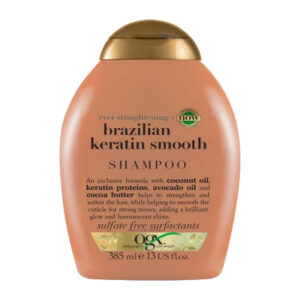 Shampoo brazilian keratin smooth, 385 ml