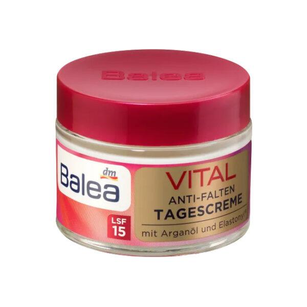 Tagescreme VITAL Anti-Falten LSF 15, 50 ml