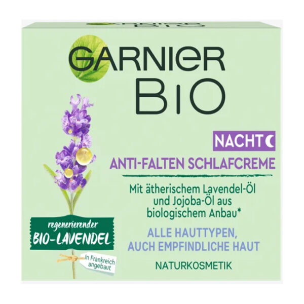 Nachtpflege Lavendel, 50 ml