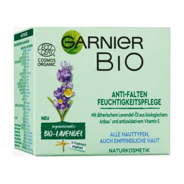 Tagescreme Lavendel Anti-Falten, 50 ml