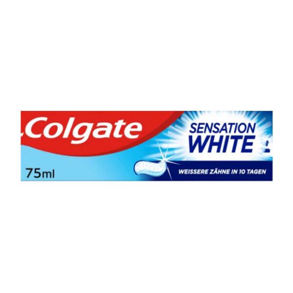 Zahnpasta sensation white, 75 ml