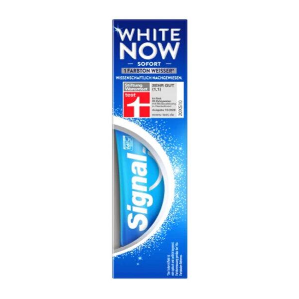 Zahnpasta white now, 75 ml