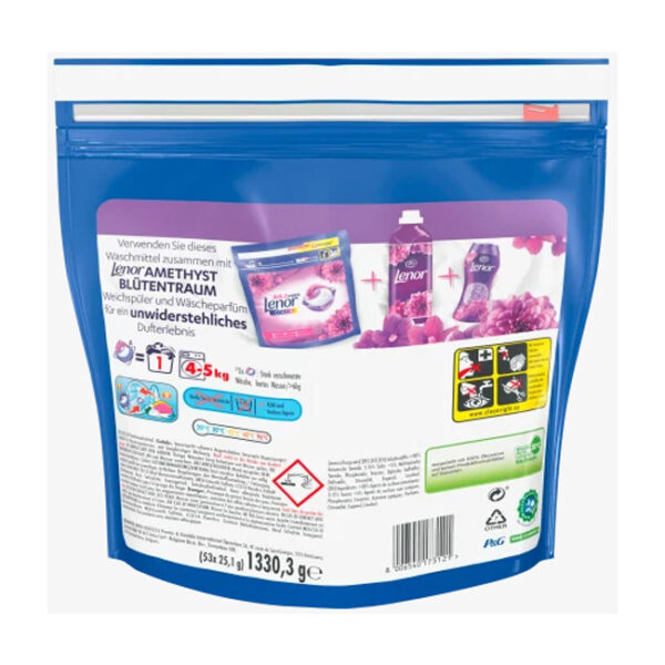 Colorwaschmittel Pods Amethyst, 53 Wl