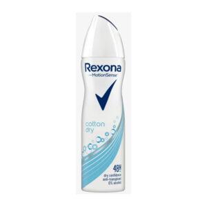 Deo Spray Antitranspirant cotton dry, 150 ml