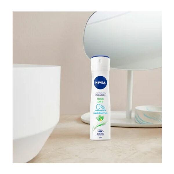 Deo Spray Deodorant Fresh Pure, 150 ml