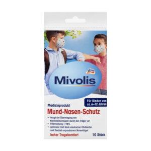 Medizinischer Mund-Nasen-Schutz für Kinder, 10 St