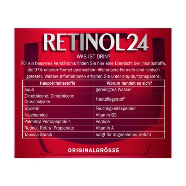 Nachtcreme Regenerist Retinol24, 50 ml