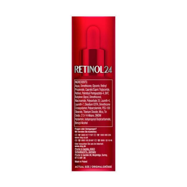 Nachtserum Retinol24, 40 ml