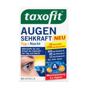 Augen Sehkraft Tag+Nacht Kapseln, 15,3 g