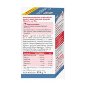 Lustgefühl Tabletten / Capletten (92 Stück), 103 g