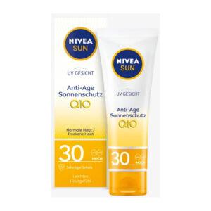 Sonnencreme Gesicht, Anti Age, LSF30, 50 ml