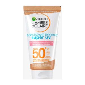 Sonnencreme Gesicht, Anti-Trockenheit super UV, LSF 50+, 50 ml