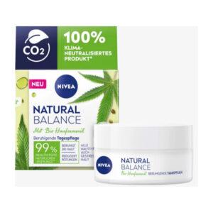 Tagespflege Bio Hanfsamenöl, 50 ml