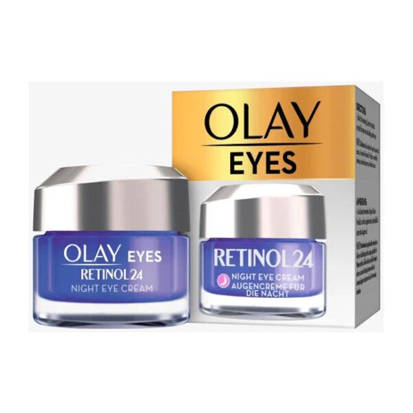 Augencreme für die Nacht Retinol24, 15 ml