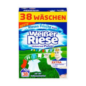 Vollwaschmittel Pulver, 38 Wl