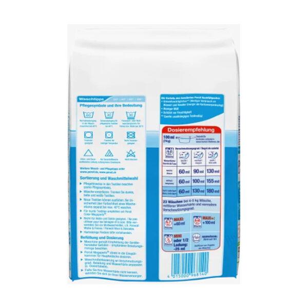 Vollwaschmittel Sensitive Megaperls, 23 Wl