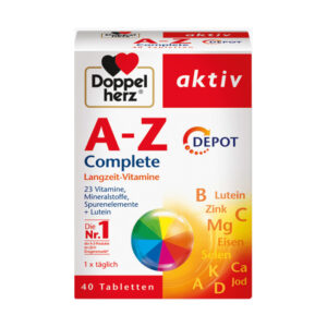 A-Z Depot Tabletten 40 St., 59,6 g