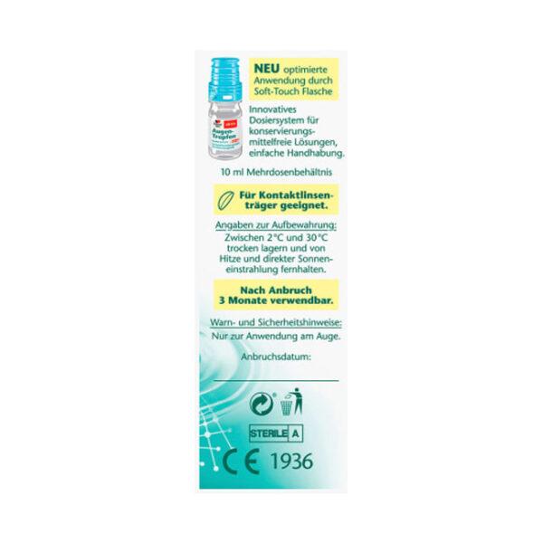 Augentropfen Hyaluron 0,4%, 10 ml