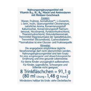 B12 Vita-Energie 8 St., 91,1 g