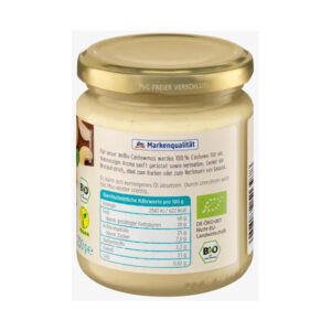 Cashew-Mus, 250 g