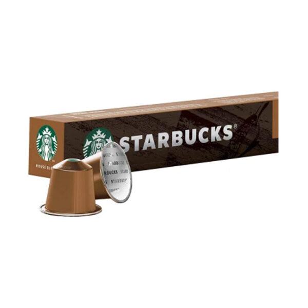 Starbucks von Nespresso® 10 Kapseln