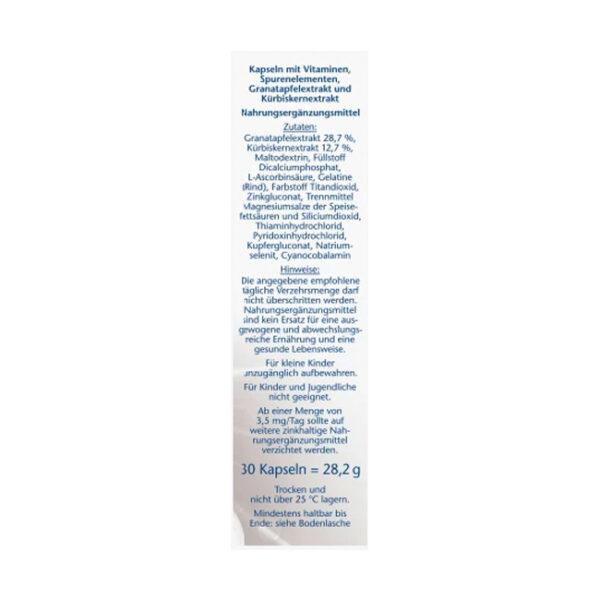 Männergesundheit Kapseln 30 St., 28,2 g