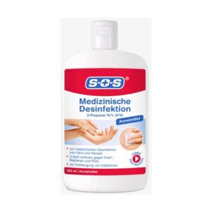 Medizinische Desinfektion, 150 ml