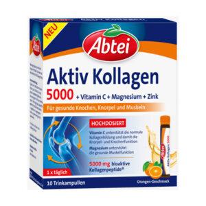 Aktiv Kollagen 5000 (10 Trinkampullen), 250 ml