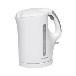 Bomann Wasserkocher WK 5011 1,7 l 2200 W weiß