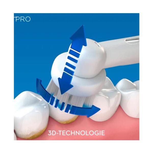 Elektrische Zahnbürste Pro 1, 1 St