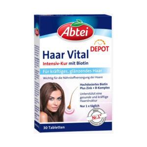 Haar Vital Tabletten 30 St., 24 g