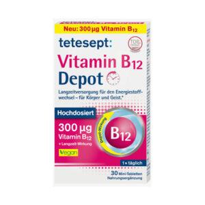 Vitamin B12 Mini Tabletten 30 St., 8,3 g