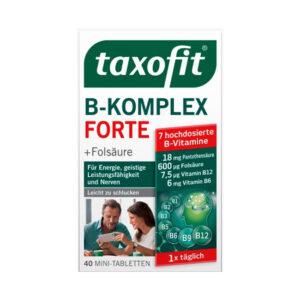 Vitamin B-Komplex Tabletten 40 St., 7,4 g