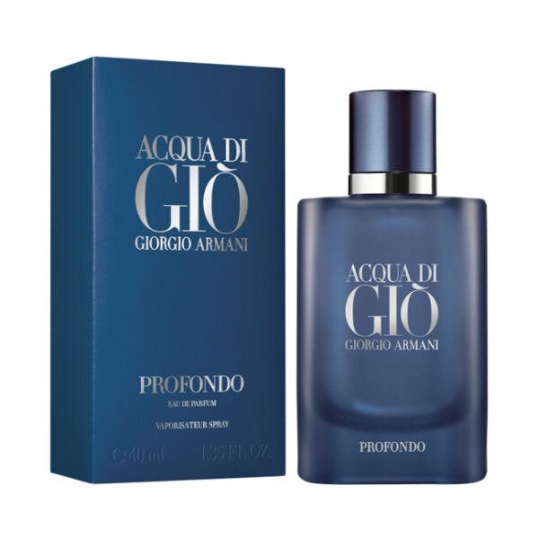 Acqua di Giò HommeProfondo Giorgio Armani